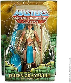 Masters of the Universe Classics Queen Grayskull Figure