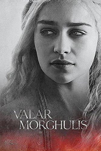 Grupo Erik Editores   Poster Game Of Thrones (Daenerys)