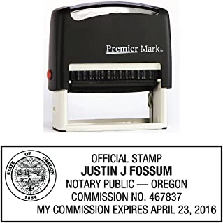 Best self-inking notary stamp Reviews