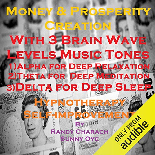 Money & Prosperity Creation with Three Brainwave Music Recordings cover art