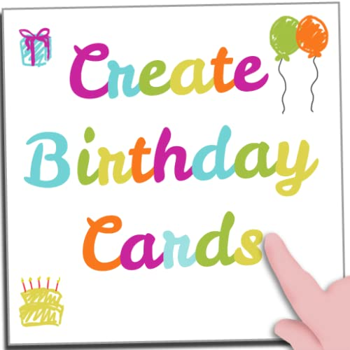 Geburtstagskarten gestalten