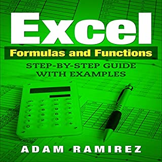 Excel Formulas and Functions cover art
