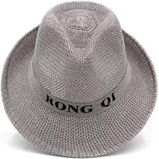 FX Middle-Aged Hat Men's Spring and Summer Old Man Hat Outdoor Sun Hat Hat Breathable Cool Hat Big Casual Father Dad Hat (Color : Gray)
