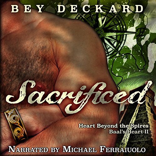Sacrificed: Heart Beyond the Spires audiobook cover art