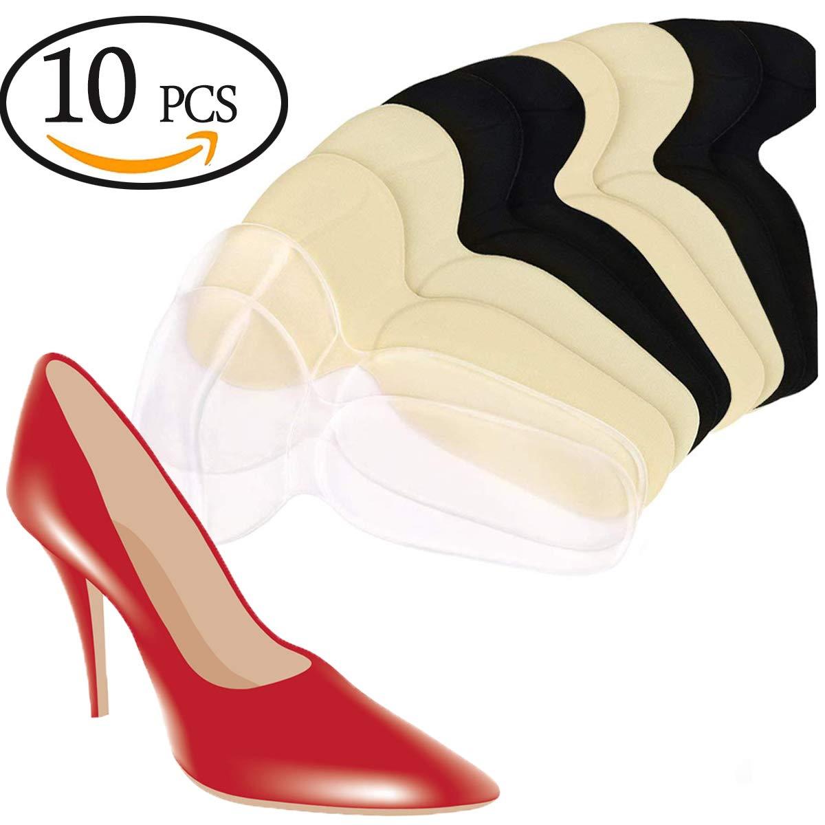 Heel Grips Shoes Too Big - 5 Pairs