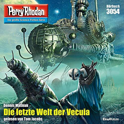 Die letzte Welt der Vecuia Titelbild