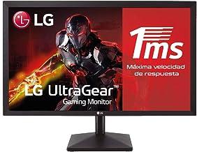 "LG 22MK400H-B - Monitor Gaming FHD de 55.8 cm (22"") con Panel TN (1920 x 1080 píxeles, 16:9, 1 ms, 75Hz, 200 cd/m², 600:1,..."
