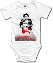 Novelty Baby Onesie Texas Chainsaw Massacre Splatter Subway Toddler Climb Jumpsuit