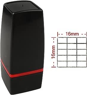 Mr.PowerTM Guitar Chord Stamp 16mm x 16mm (Black Ink)