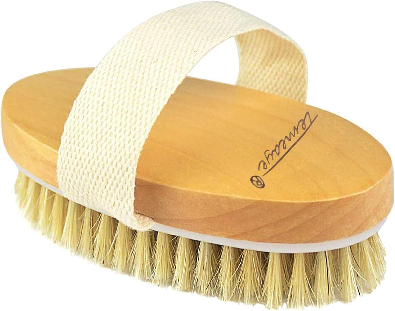 Dry Brush Very popular Body High quality new Natural Exfoliating Skin Bristle