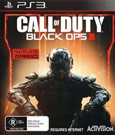 PC CALL OF DUTY BLACK OPS 3 STANDARD