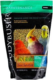 RoudyBush Daily Maintenance Bird Food, Crumbles, 22-Ounce