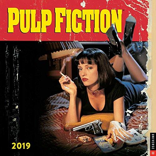 Pulp Fiction 2019 Wall Calendar