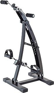 comprar comparacion TechFit Mini Bicicleta de Recuperación con Doble Manivela Ajustable, Adecuada para Ejercitar Pies y Brazos, Monitor LCD In...