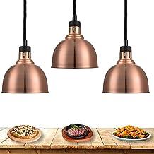 ZBBN Chauffe-Plats commerciaux pour Les Restaurants de buffets de fêtes, Lampe chauffante Professionnelle portative pour C...