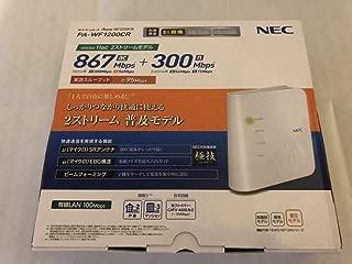 NEC Aterm WF1200CR PA-WF1200CR