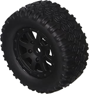 Losi 41007 FF/RR Tire Mounted 2 :-DB