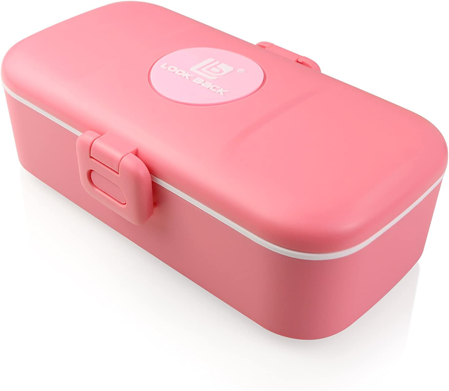 Antom Lunch Box Bento Containers BPA-Free with Cutlery Bargain Le Cheap mail order sales