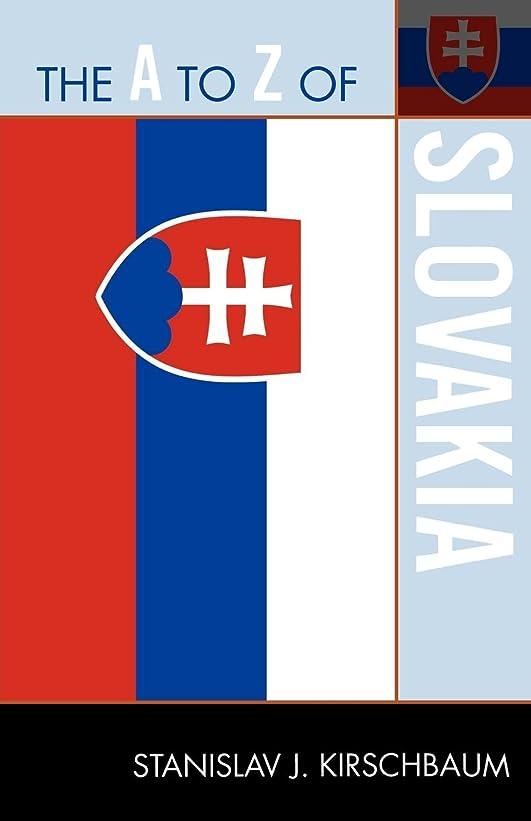 鹿規模バンケットThe A to Z of Slovakia (The A to Z Guide Series Book 236) (English Edition)