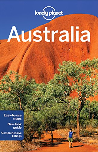 Lonely Planet Australia Guide (Country Regional Guides)