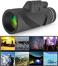 Atralife Telescopio Monocular, 40 X 60 HD Zoom óptico