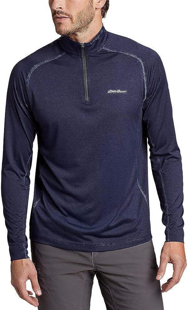 Eddie Bauer Men's Resolution Long-Sleeve 1/4-Zip