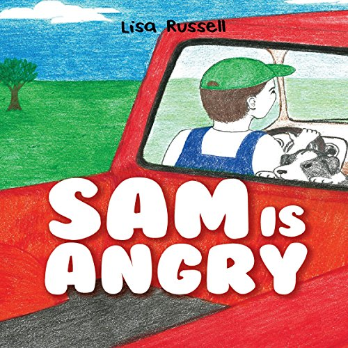 Sam Is Angry audiobook cover art