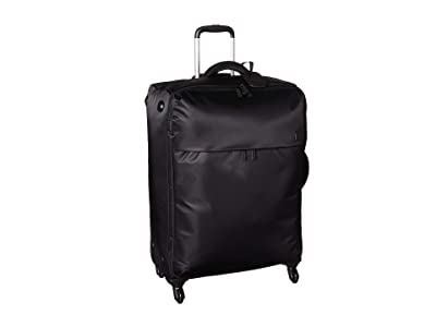 Lipault Paris Original Plume Spinner 72/26 Packing Case (Black) Luggage