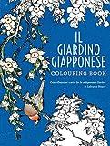il giardino giapponese. colouring book