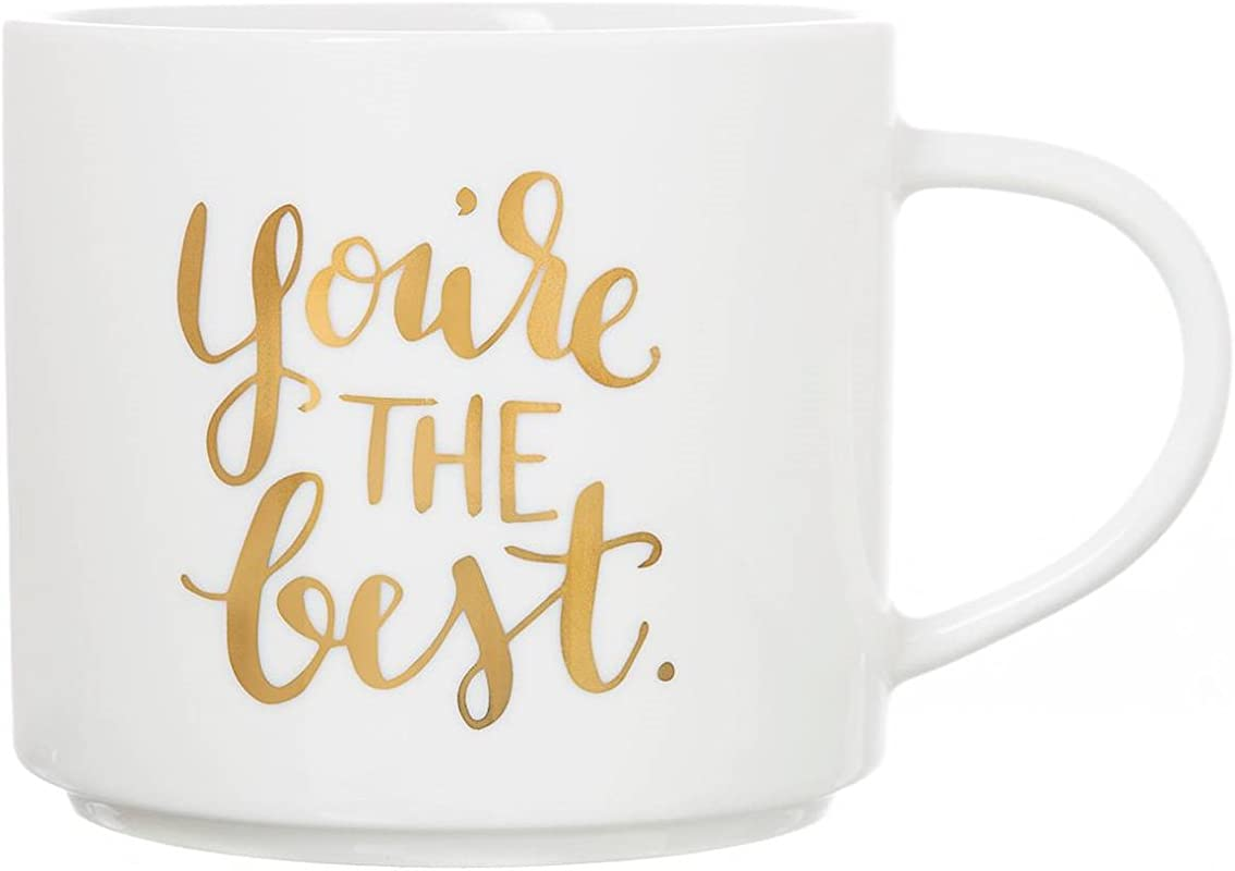 Stackable 15oz Porcelain Mug By Clay Art You Re The Best