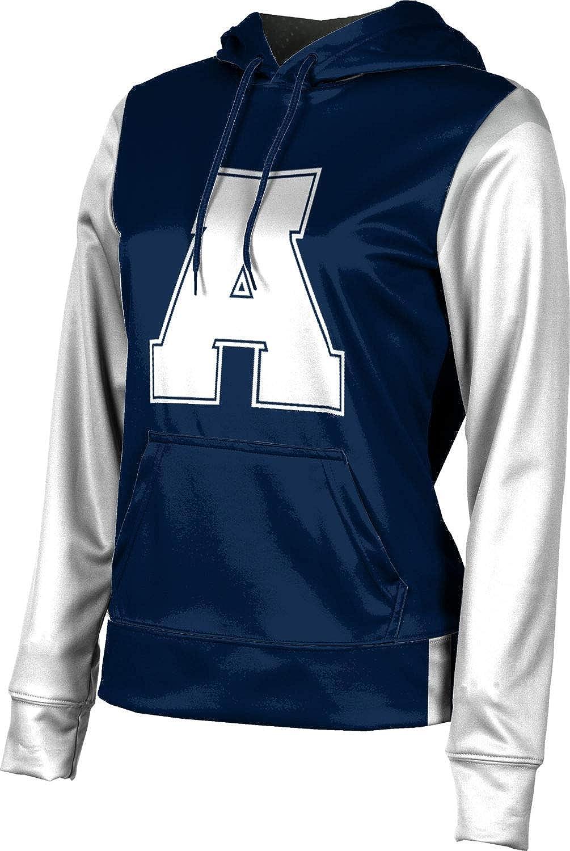 ProSphere Abingdon High School Girls' Pullover Hoodie, School Spirit Sweatshirt (Tailgate)