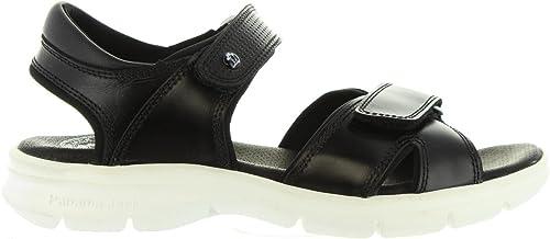 Sandalias de Hombre PANAMA JACK Sanders BW C1 Pull-UP negro