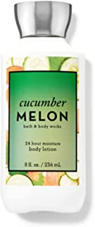 Bath & Body Works Signature Collection Cucumber Melon Body Lotion