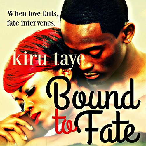 Bound to Fate audiobook cover art
