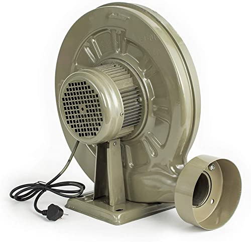 wholesale Cloudray new arrival 220V 550W 50Hz Centrifugal Fan Air Exhaust Fan high quality for CO2 Laser Engraving Medium Pressure Low Noise Cutting Machine outlet online sale