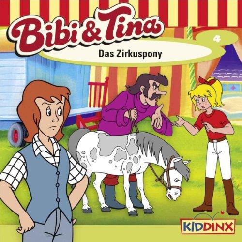 Das Zirkuspony audiobook cover art