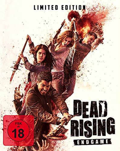 Dead Rising - Endgame - Uncut/Steelbook [Alemania] [Blu-ray]