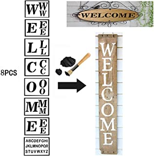 Best welcome stencil free Reviews