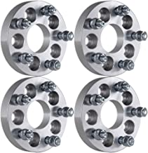 ECCPP 5x100mm to 5x112mm Wheel Spacers Adapters 1 inch 57.1 H.B 5 lug wheel spacer 4X fits for Subaru Forester Legacy Outback Impreza with Conversion Studs 12x1.5