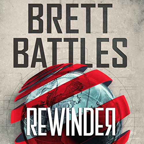 Rewinder audiobook cover art