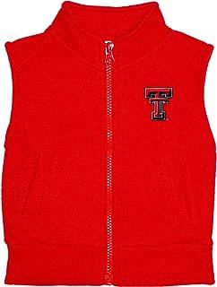 Texas Tech University Red Raiders Baby and Toddler Polar Fleece Vest