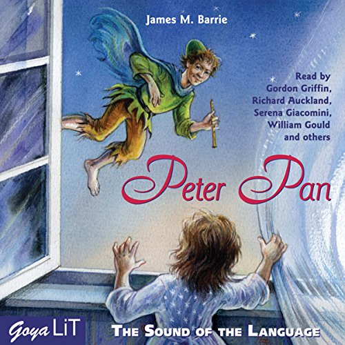 Peter Pan (The Sound of the Language) Titelbild