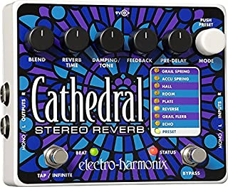 cathedral reverb used