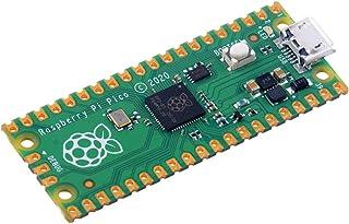 GeeekPi Raspberry Pi Pico Mini placa de desarrollo flexible para microcontrolador, basado en Raspberry Pi RP2040, procesad...
