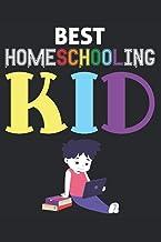 Homeschooling Block für Schulkinder kariert 6*9 mit 120 Seiten: Homeschooling Geschenk (German Edition)