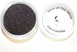 Slice Of The Moon: Montenegro Coffee Non Solvent Resistant Glitter Powder 20g – Cosmetic Grade for Lipstick Lip Gloss Bath Bombs Epoxy Resin Face Blush Powder Eye Pencil Dye Pigments