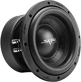"Skar Audio SVR-8 D2 8"" 800 Watt Max Power Dual 2 Ohm Car Subwoofer photo"