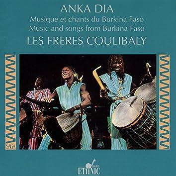 Anka Dia (Music and Songs from Burkina Faso)