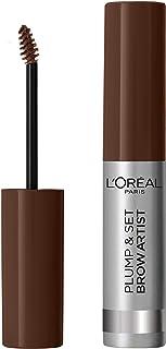L'Oreal Paris Brow Artist Eyebrow Gel, Plump and Set, 105 Brunette, 0.1 kg