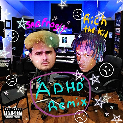 Adhd Freestyle Remix [Explicit]